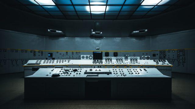 Big control panel