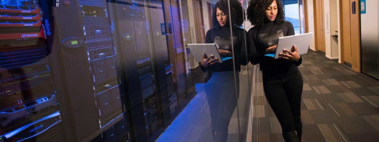 What is webhosting?